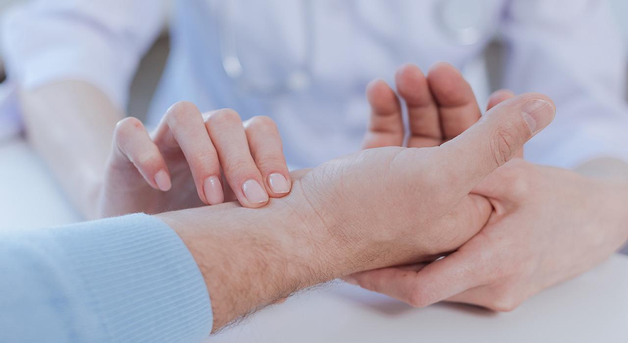 fisioterapia muñeca y mano