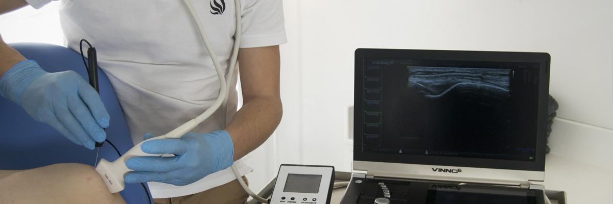 Ecografía musculoesquelética en Fisioterapia - FisioClinics Palma