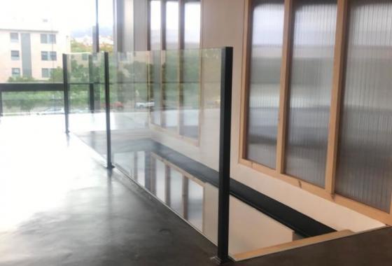 escaleras fisioclinics Palma
